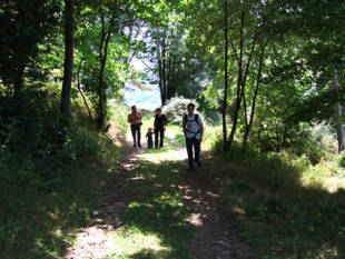trekking et cheminement